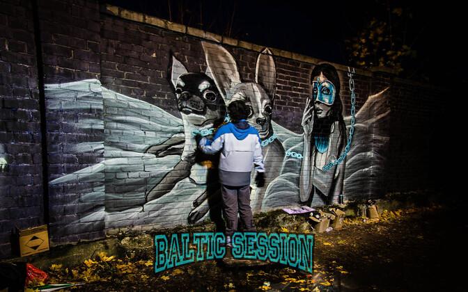 Street Art Jam möödunud aastal Tallinnas