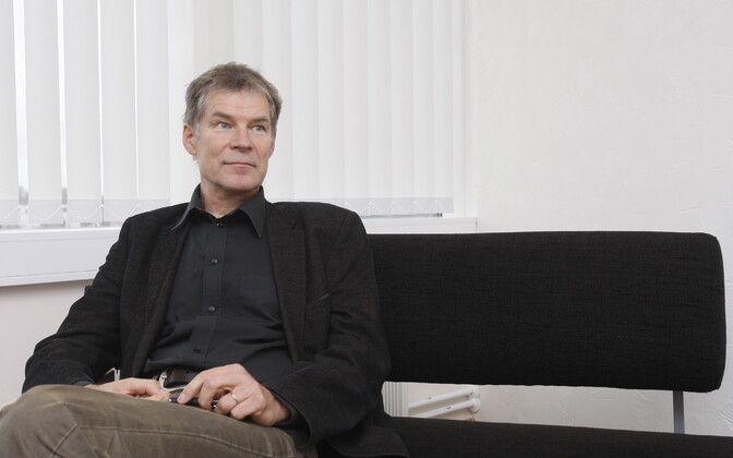 Eesti teadusagentuuri juhatuse eesimees Andres Koppel.