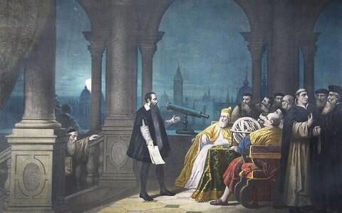 Galileo Galilei ehitas peagi pärast seda oma esimese teleskoobi.