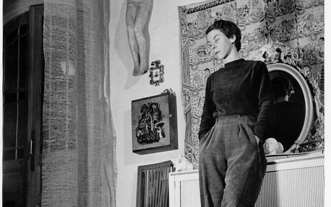 Tove Jansson, 1956