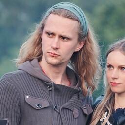 Silver Sepp ja Kristiina Ehin.