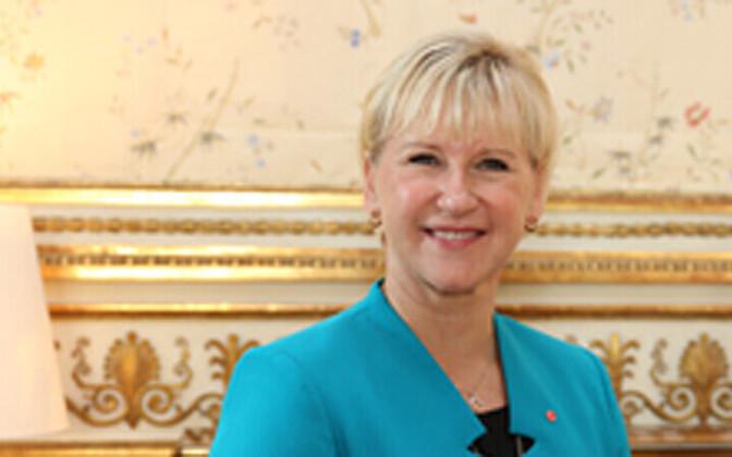 Rootsi välisminister Margot Wallström