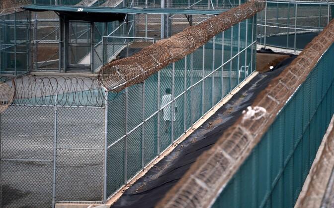 Guantanamo vangla.