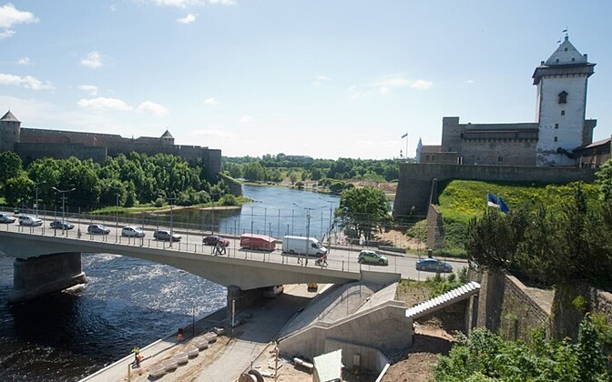 Sõpruse sild Narvas