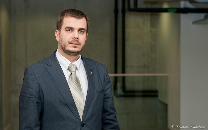 TLÜ Ökoloogia instituudi juht Mihkel Kangur