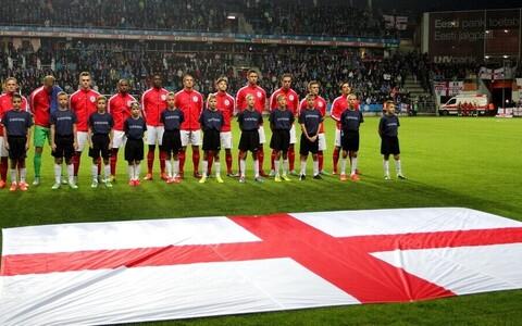 Inglismaa jalgpallikoondis