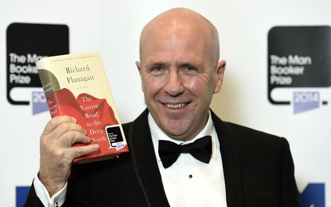 Kirjanik Richard Flanagan
