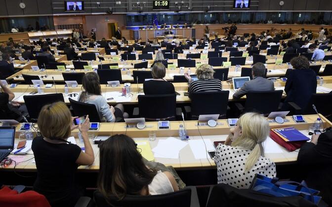 Euroopa Parlament.