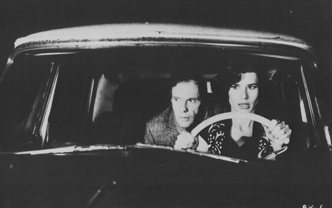 Jean-Louis Trintignant ja Fanny Ardant filmis