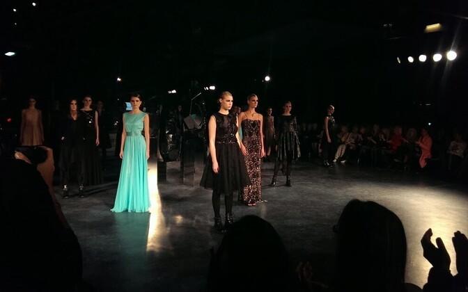 Tallinn Fashion Week, Sunday, Lennusadam: Embassy of Fashion - show by Ketlin Bachmann, Aldo Järvsoo and Riina Põldroos