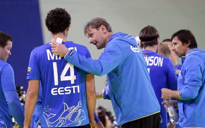 Rein Suvi ja Eesti käsipallikoondis