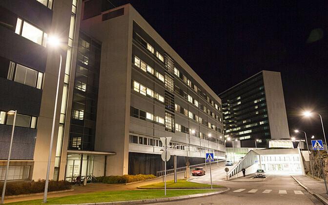 Meilahti haigla Helsingis