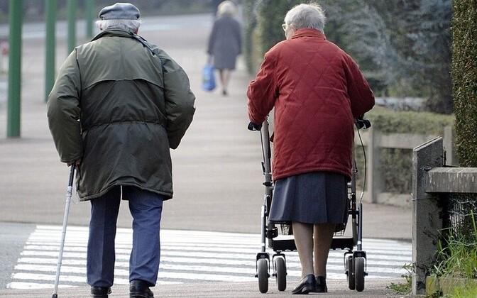 Pensionärid.