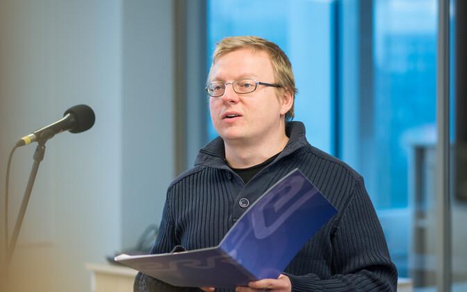 Draamasarja konkursist rääkis Tristan Priimägi