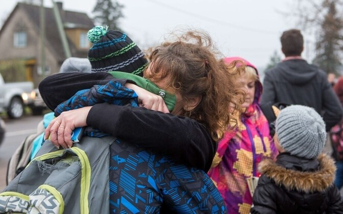 The nation's first school shooting took place in Viljandi on Monday of the past week.