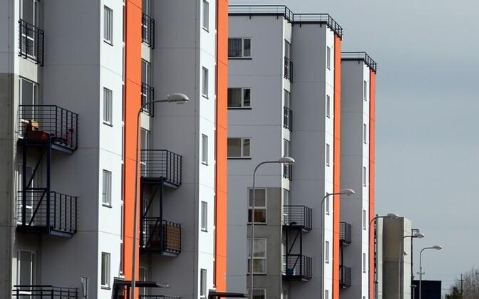 Municipal apartments in Tallinn. Photo is illustrative.
