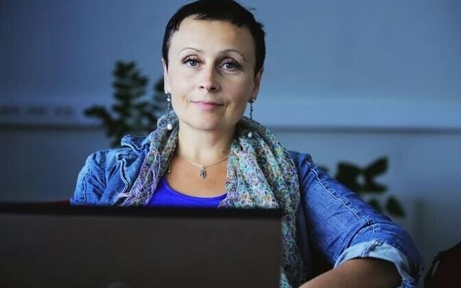 Kaia Kapsta-Forrester on sihtasutuse Väärtustatud Elu juhatuse esimees.