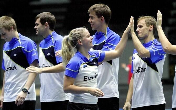 Eesti sulgpallikoondis
