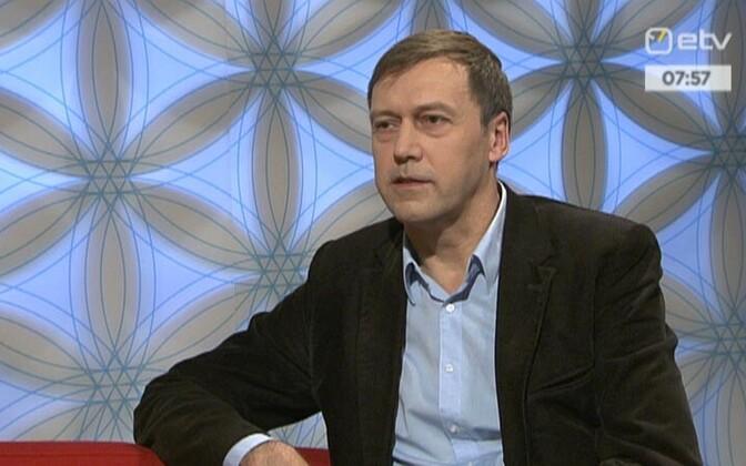 Eesti Arhitektide Liidu aseesimees Kalle Vellevoog