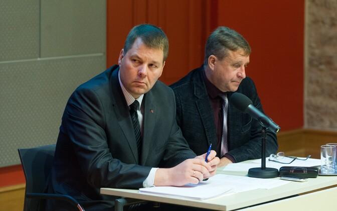 e764daf48b3 Neeme Suurest saab uuesti Lääne maavanem | Eesti | ERR