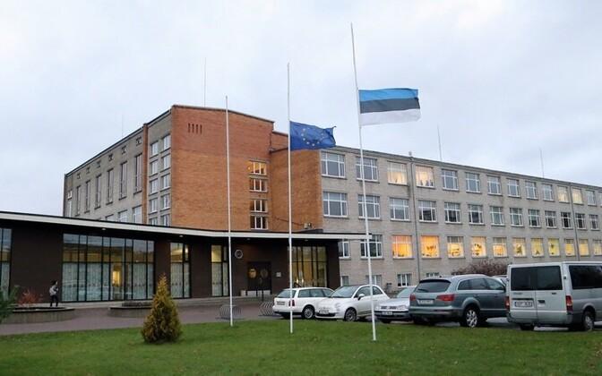 Viljandi Paalalinna kool.