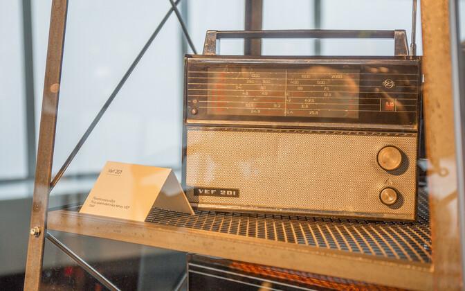 Raadio VEF.