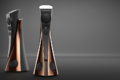 Estonian family-run company Alfred & Partnerid won an innovation reward for 2-meter tall speakers