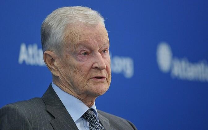 Ameerika politoloog ja riigitegelane Zbigniew Brzezinski