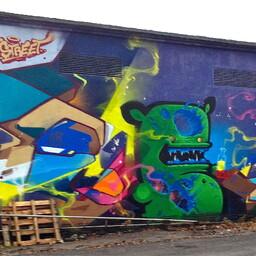 Grafiti Telliskivis