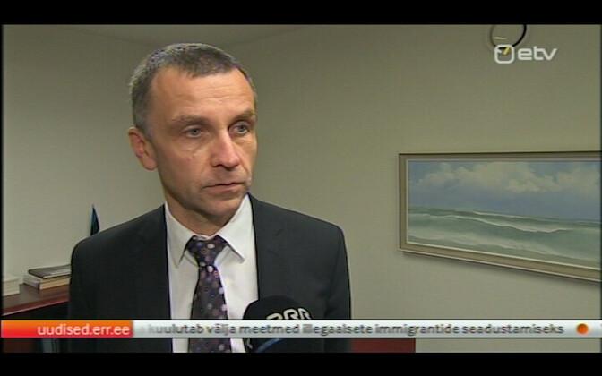 Keeleinspektsiooni peadirektor Ilmar Tomusk.