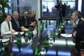 General Secretary Jens Stoltenberg meeting Foreign Minister Keit Pentus-Rosimannus