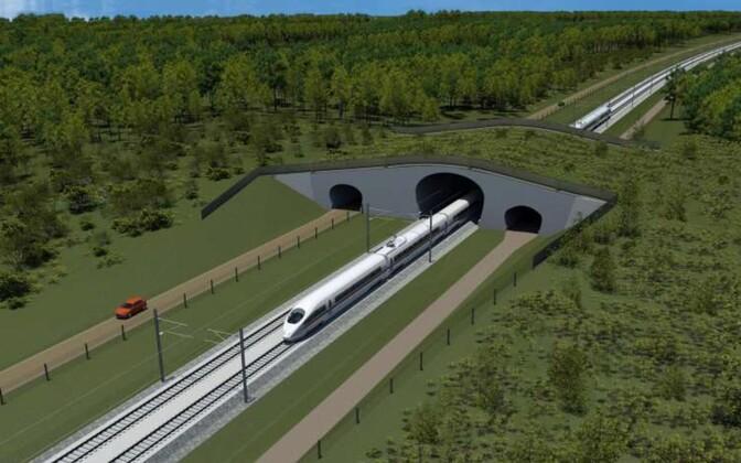 Rail Balticu ideekavand