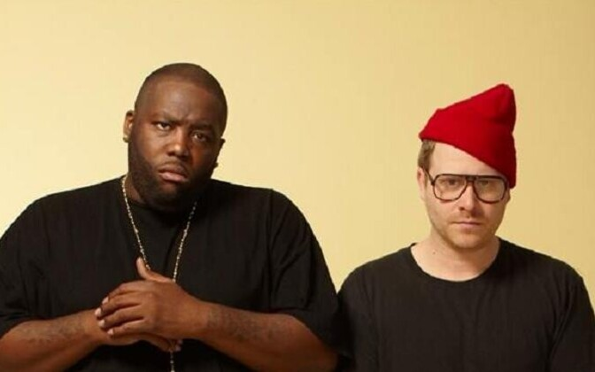Run The Jewels: Killer Mike ja El-P