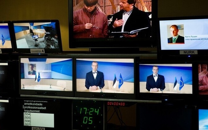 Government approved the plan for a Russian-language state television channel