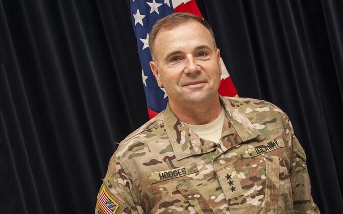 USA maaväe endine ülem Euroopas kindralleitnant Frederick Ben Hodges.