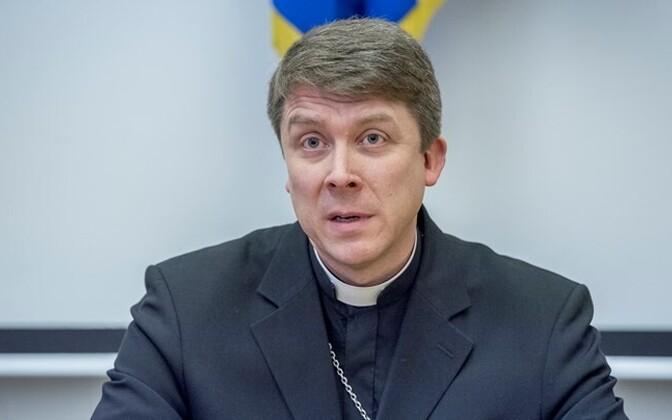 Uueks peapiiskopiks valitud Urmas Viilma.