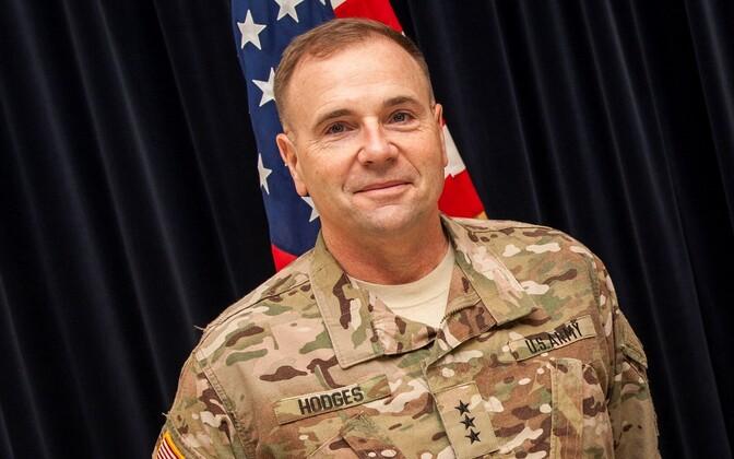 Lt. Gen. Ben Hodges, U.S. Army.