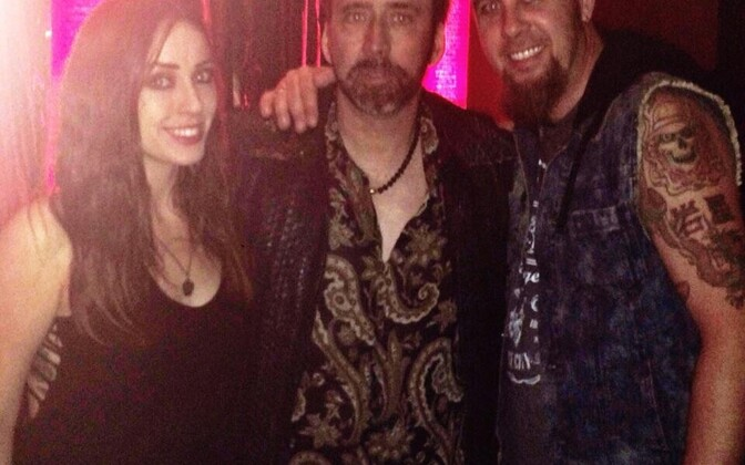 Nicolas Cage Las Vegases