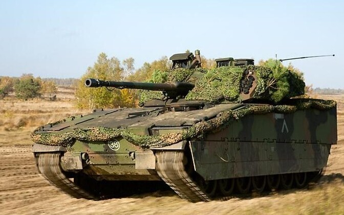 The Estonian cabinet gave a green light to purchase 44 CV90 infantry vehicles for the Estonian Defense Forces from the Netherlands, in what is the largest defense procurement project ever for the country.