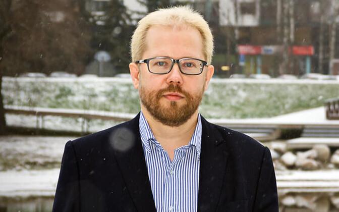 Raul Veede on meediaspetsialist.