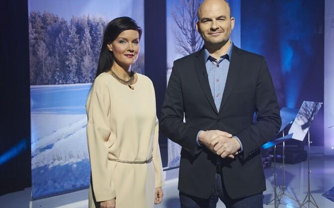 Katrin Viirpalu ja Rasmus Kagge