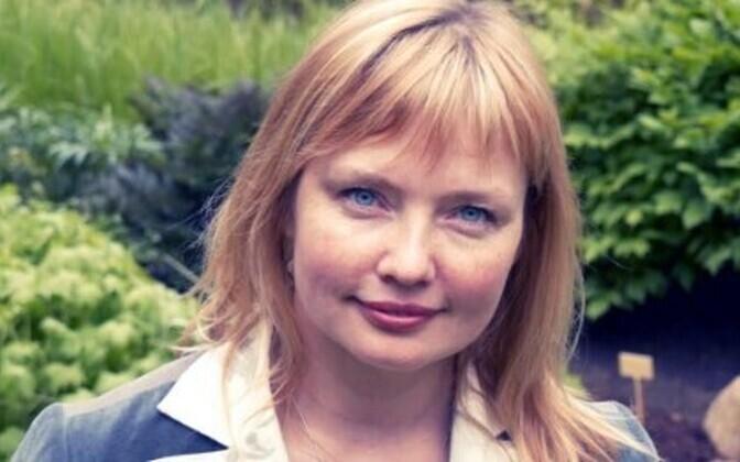 MTÜ Naiste Tugi- ja Teabekeskuse tegevjuht Pille Tsopp-Pagan.