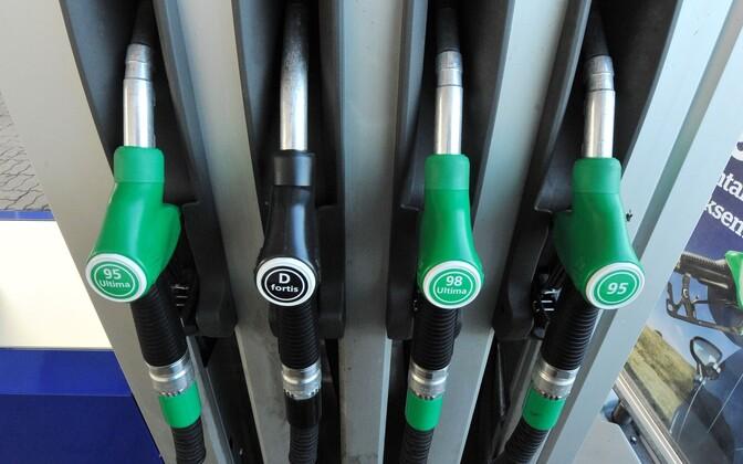 Naftahinnad on aastaga tõusnud ja see annab tunda ka ekspordistatistikas.