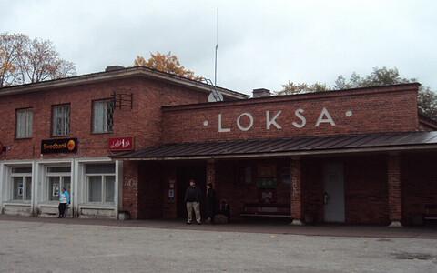 Loksa autobussijaam