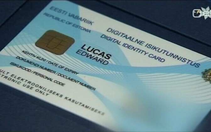 the world has received it's first ever e-resident, journalist and writer Edward Lucas. Lucas was presented with Estonia's digital identity card by President Ilves on Monday, when the e-residency project opened for applications.