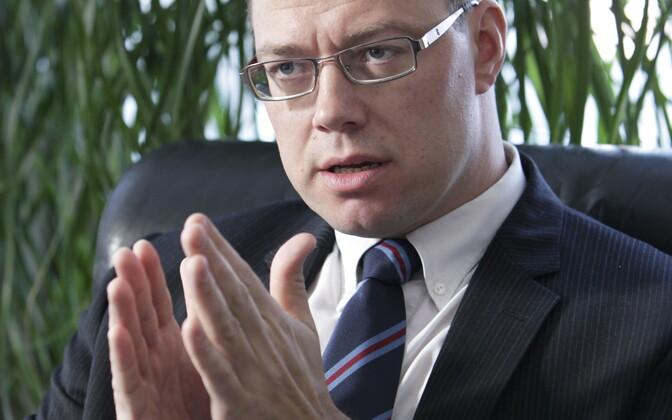 Eesti Panga asepresident Ülo Kaasik