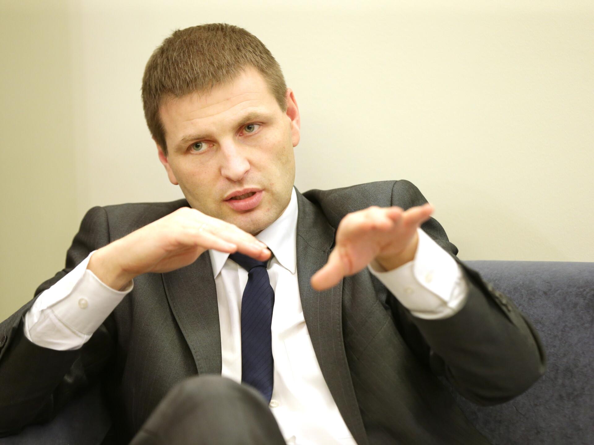 b11938a5912 Hanno Pevkur: sisejulgeoleku valdkonnas ei ole enam ruumi inimressurssi  vähendada | Eesti | ERR