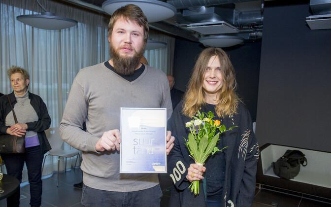 Jass Kaselaan ja Edith Karlson
