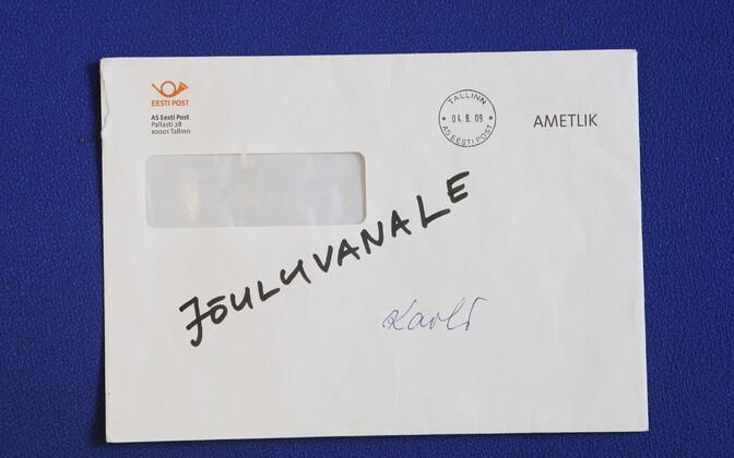 f9dd66a980a Omniva: kirjasaatja lisagu aadressile ka riik | Eesti | ERR