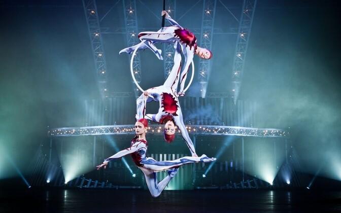 Cirque du Soleil'